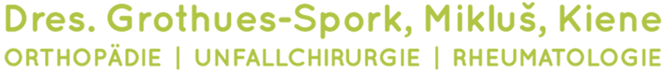Logo Orthopaede Potsdam